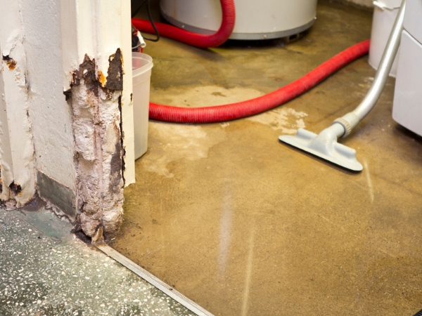 Water Damage Restoration Long Island City